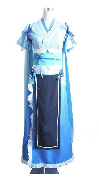 Inspired by Unbreakable Machine-Doll Irori Cosplay Costume