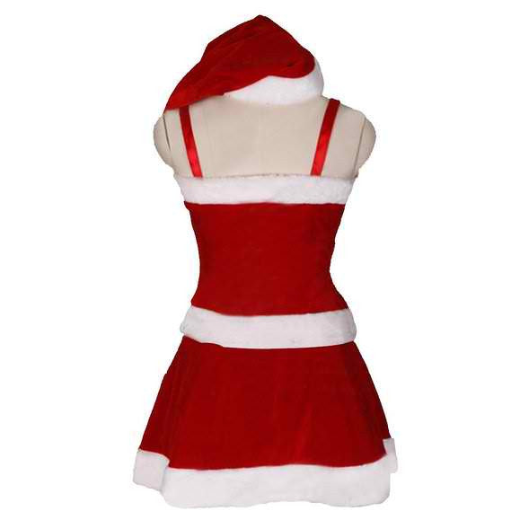 Inspired by Vocaliod Meiko Christmas Party Costume