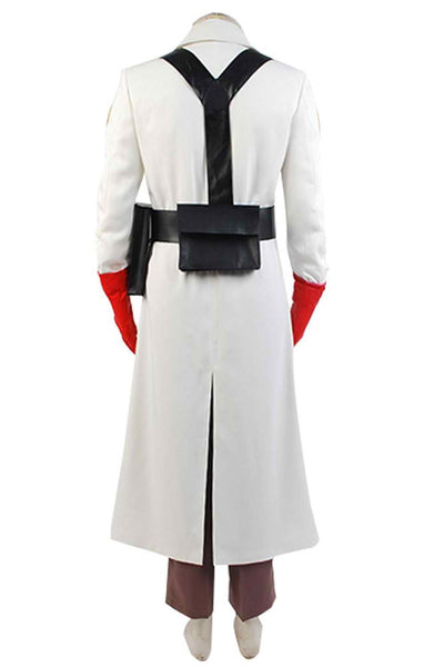 Inspired by Team Fortress II 2 Medic Suit Uniform Costume