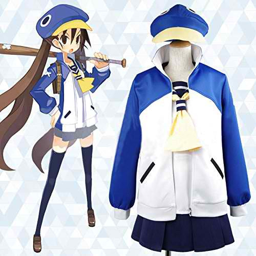 Inspired by Disgaea 4 Return Fuuka Kazamatsuri Cosplay Costume