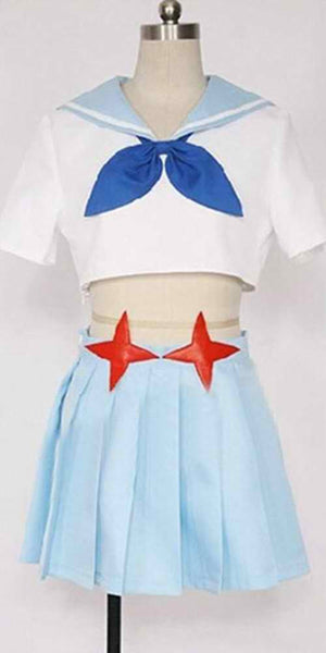 Inspired by Kill La Kill Mankanshoku Mako Cosplay Costume - Ver 2
