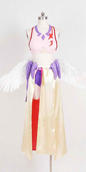 Inspired by No Game No Life Jibril Cosplay Costume