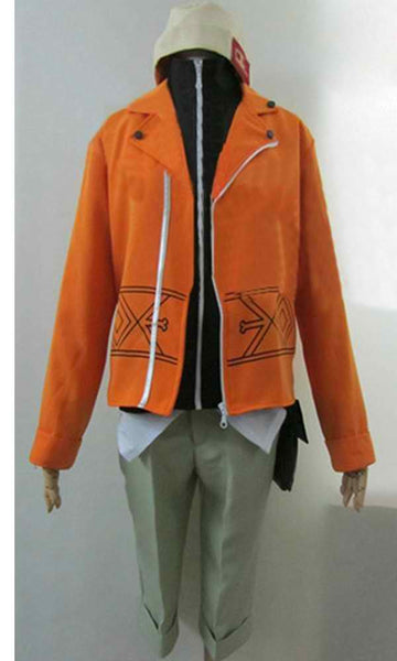 Inspired by Future Diary Amano Yukiteru Cosplay Costume