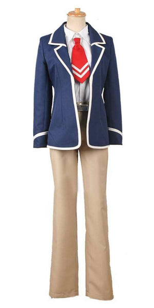 Inspired by Nisekoi Tsugumi Seishiro Uniform Cosplay Costume