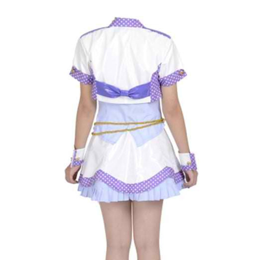 Inspired by The Idolmaster Azusa Miura Cosplay Costume - Ver 1