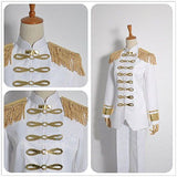 Inspired by Attack on Titan Shingeki no Kyojin Levi Rivaille Cosplay Costume