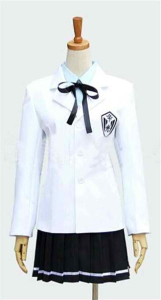 Inspired by Kuroko's Basketball Timor Light Middle School Uniform Cosplay Costume