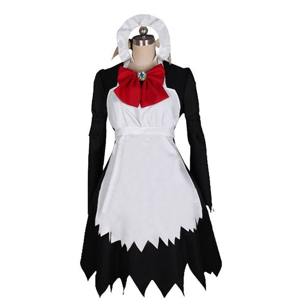 Inspired by Hoozuki no Reitetsu Maid Costume