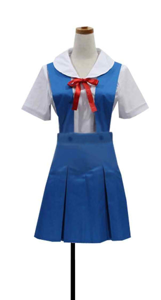 Inspired by Haruhi Suzumiya Summer School Uniform Cosplay Costume