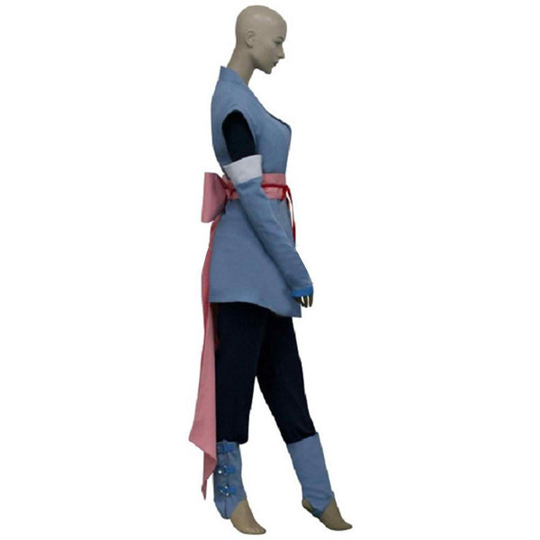 Inspired by Tales of Symphonia Sheena Fujibayashi Cosplay Costume