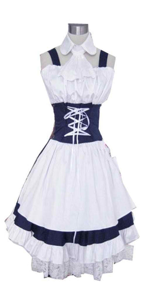 Inspired by Chobits Chi Maid Uniform Cosplay Costume