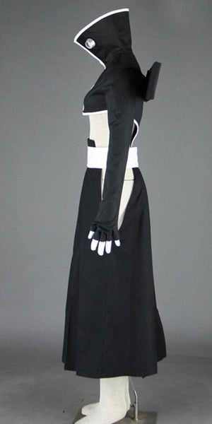 Inspired by Bleach Tia Halibel Black Cosplay Costume