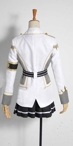 Inspired by Kamigami No Asobi: Ludere Deorum Kusanagi Yui Cosplay Costume