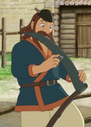 Custom Tailor Made Cosplay Costume Inspired by Joen from Ronia the Robber's Daughter