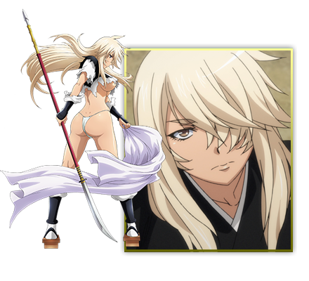 Custom Tailor Made Cosplay Costume Inspired by Benkei Musashibou from Ikkitousen: Extravaganza Epoch