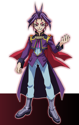 Custom Tailor Made Cosplay Costume Inspired by Yuri from Yu-Gi-Oh! Arc-V