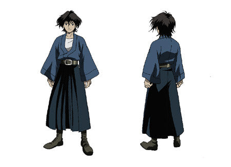 Custom Tailor Made Cosplay Costume Inspired by Momosuke Yamaoka from Requiem