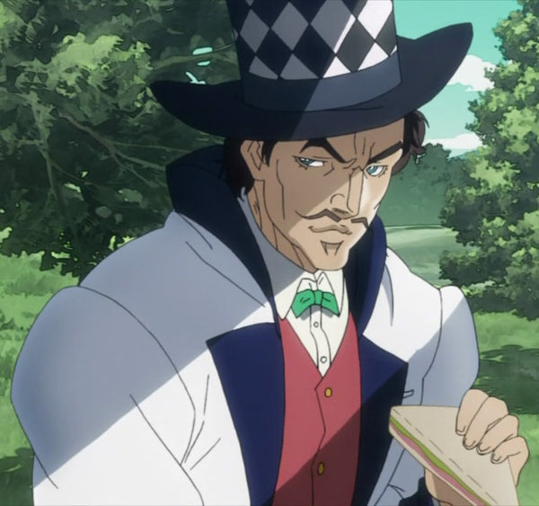Custom Tailor Made Cosplay Costume Inspired by Will A. Zeppeli from JoJo's Bizarre Adventure (2012)