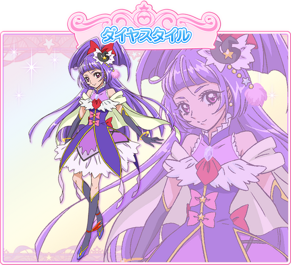 Custom Tailor Made Cosplay Costume Inspired by Cure Magical from Maho Girls PreCure!