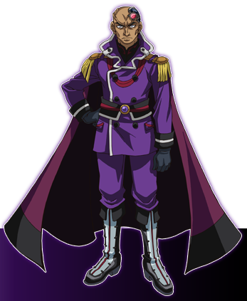 Custom Tailor Made Cosplay Costume Inspired by Leo Akaba from Yu-Gi-Oh! Arc-V