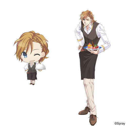 Custom Tailor Made Cosplay Costume Inspired by Eiji Sonoda from Gakuen Heaven 2 ~Double Scramble!~