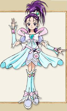 Custom Tailor Made Cosplay Costume Inspired by Cure Windy from Futari wa Pretty Cure Splash Star