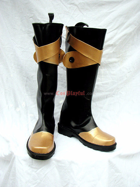 Inspired by D.Gray Man Cloud Nyne Cosplay Boots / Klaud Nyne