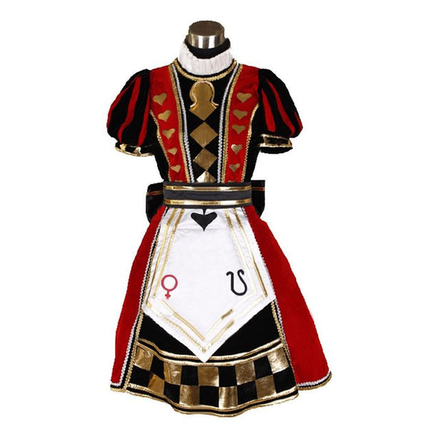 Inspired by Alice: Madness Returns Alice Cosplay Costume- Ver 1 - Cosplayful