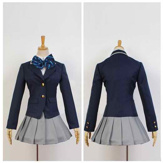 Inspired by Rail Wars! Mari Sassho Uniform Costume