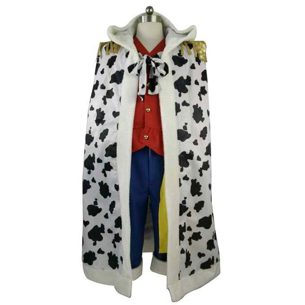 Inspired by One Piece Later Monkey D Luffy Cosplay Costume - Ver 2
