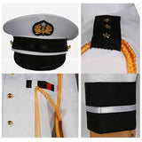 Inspired by Kantai Collection Commander Uniform Cosplay Costume
