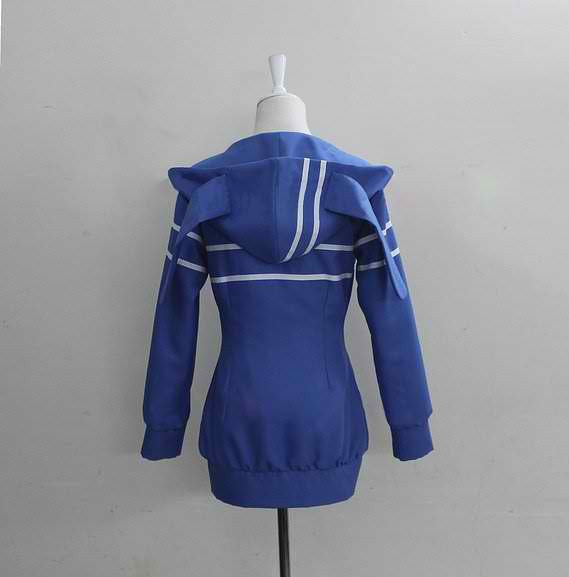 Inspired by Is the Order a Rabbit? Chino Kafuu Cosplay Costume - Ver 2