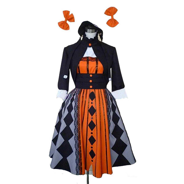 Inspired by Sound Horizon Kuroki Okami No Yado Cosplay Costume
