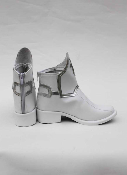Inspired by Sword Art Online Anime Asuna Yuuki Cosplay Boots - Ver 2
