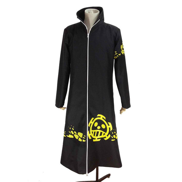Inspired by One Piece 2 Years Later Trafalgar Law Cloak Costume
