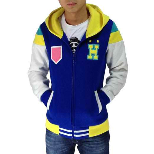 Inspired by Free! Haruka Nanase Iwatobi Swim Club Hoodie Cosplay Costume