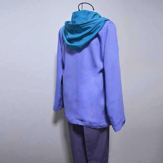 Inspired by Future Diary Aru Akise Uniform Cosplay Costume