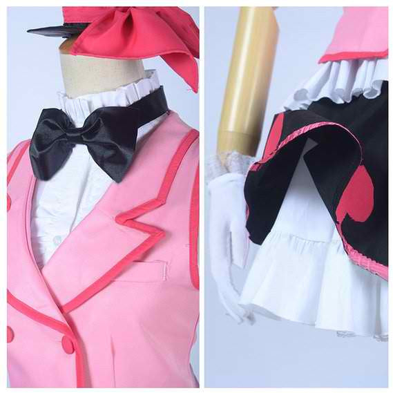 Inspired by Love Live Nishikino Maki Cosplay Costume - Ver 4