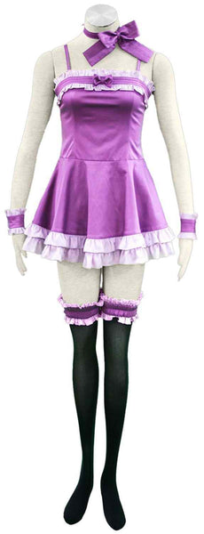 Inspired by Vampire Knight Yuki Kurosu Night Dress Cosplay Costume