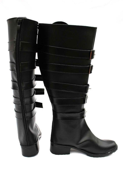 Inspired by Alice:Madness Returns Alice Cosplay Boots - Cosplayful
