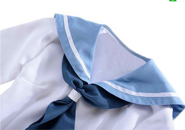 Inspired by Kill La Kill Mankanshoku Mako Cosplay Costume - Ver 1