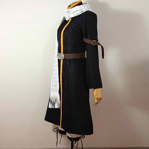 Inspired by Fairy Tail Natsu Dragneel Cosplay Costume- Ver 1
