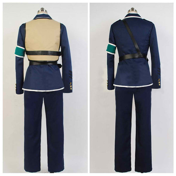 Inspired by Rail Wars! Sho Iwaizumi Uniform Costume