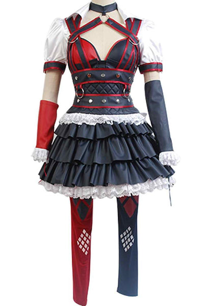 Inspired by Batman: Arkham Knight Harley Quinn Cosplay Costume - Designed by Henry C.