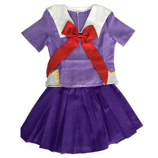 Inspired by Future Diary Gasai Yuno Uniform Costume