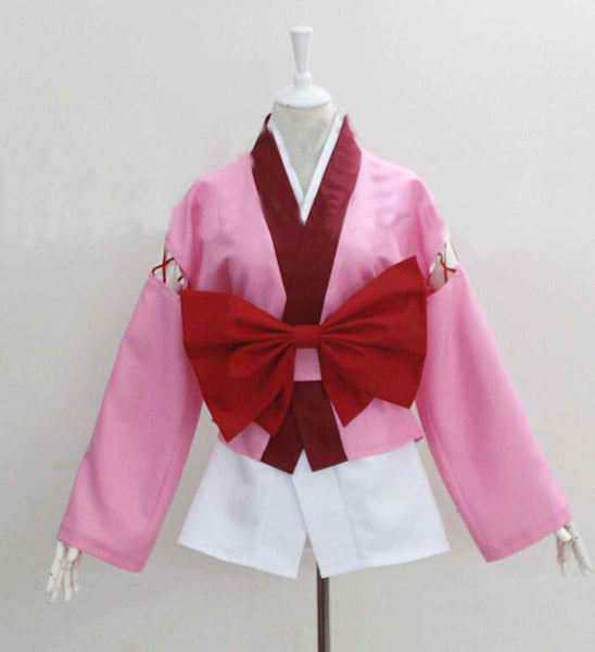 Inspired by No Game No Life Hatsuse Izuna Cosplay Costume