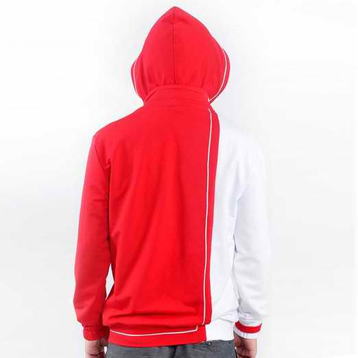 Inspired by Kagerou Project Red and White Hoodie Jacket Uniform
