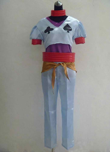 Inspired by Hunter??Hunter Hisoka Cosplay Costume - Ver 1