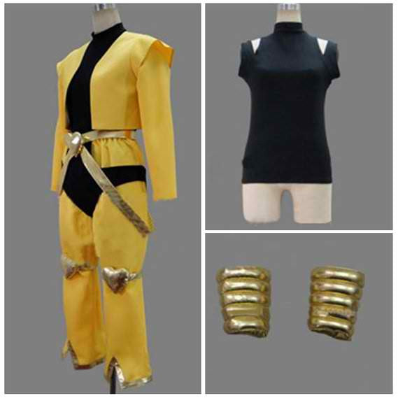 Inspired by Jojo's Bizarre Adventure Dio Brando Cosplay Costume