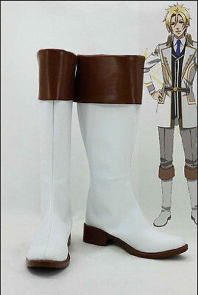 Inspired by Kamigami No Asobi Apollon Agana Belea Cosplay Boots